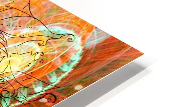 Angel HD Sublimation Metal print