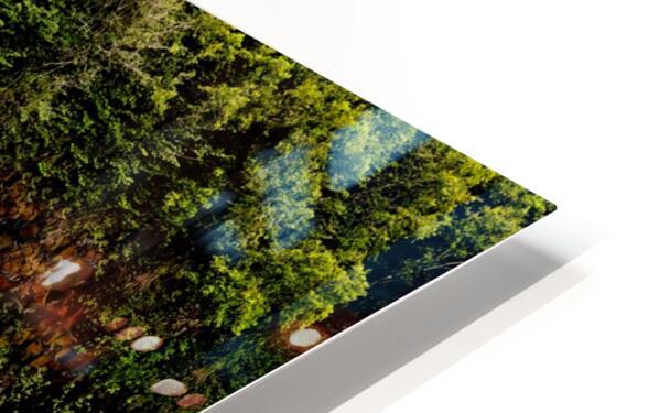 Kauai Waterfalls HD Sublimation Metal print