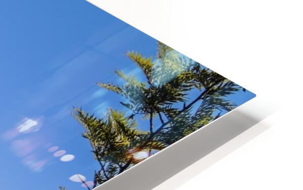 View to Forever HD Sublimation Metal print