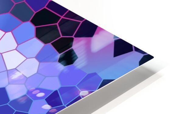 DARK SIDE HD Sublimation Metal print