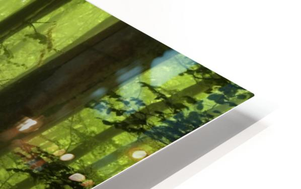 Spring Promise HD Sublimation Metal print