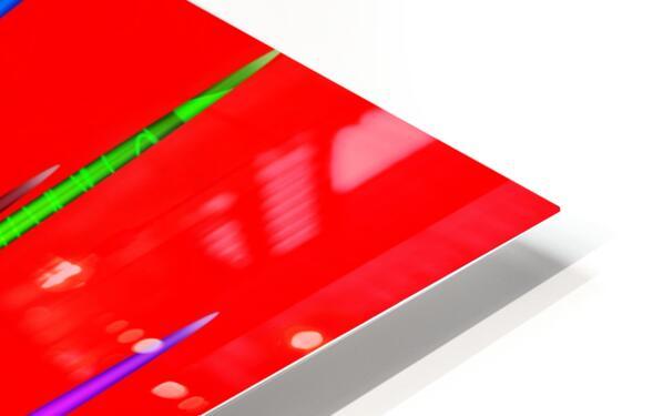 HorizonRed HD Sublimation Metal print