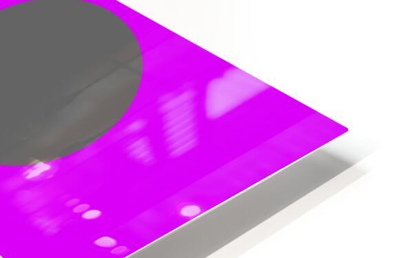 Lotus 5 HD Sublimation Metal print