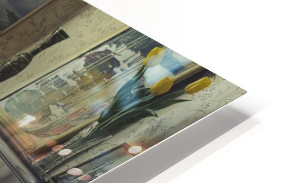 Untitled by David Dubnitskiy  HD Sublimation Metal print