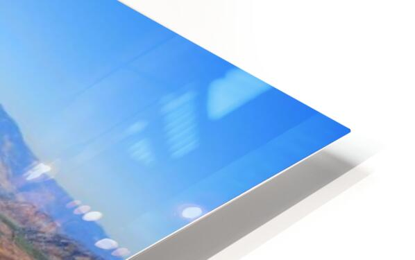 Osoyoos Panorama HD Sublimation Metal print