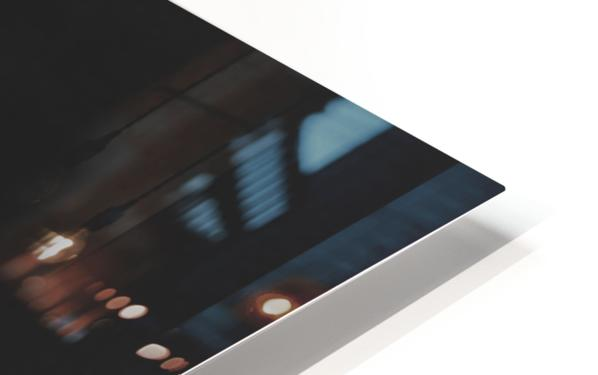 New York - Flatiron crossing HD Sublimation Metal print