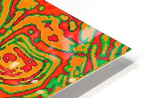 CAPRICIOUS AUDACITY I HD Sublimation Metal print