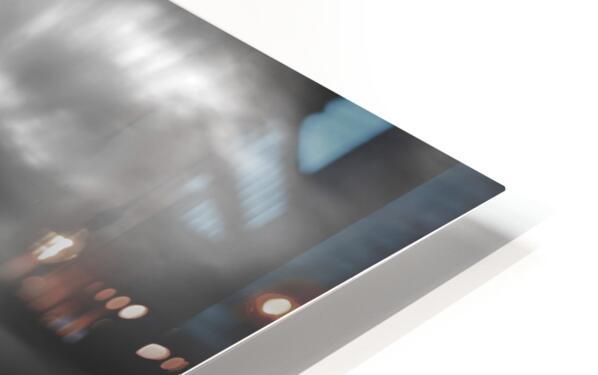 wesley allen shaw 1 HD Sublimation Metal print