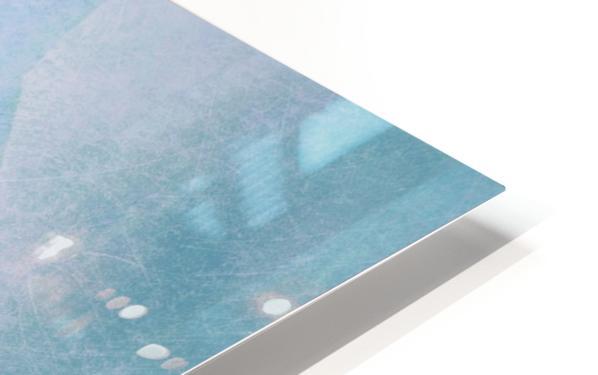 Shades of Blue by Priska Wettstein  HD Sublimation Metal print