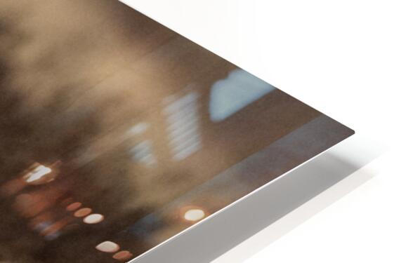 Wesley Allen Shaw 02245 HD Sublimation Metal print