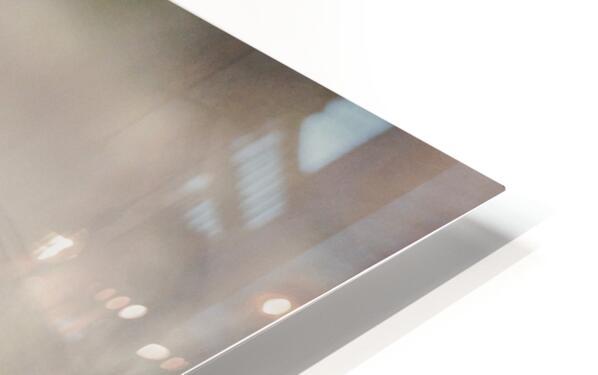 Wesley Allen Shaw 02112 HD Sublimation Metal print