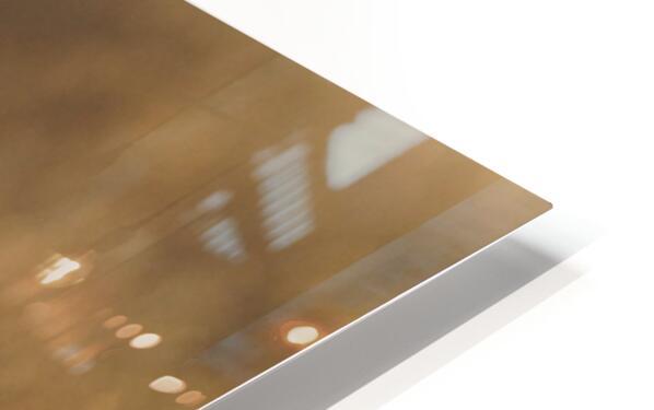 Wesley Allen Shaw 09047 HD Sublimation Metal print