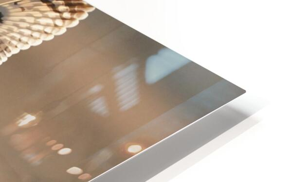 Wesley Allen Shaw 08970 HD Sublimation Metal print