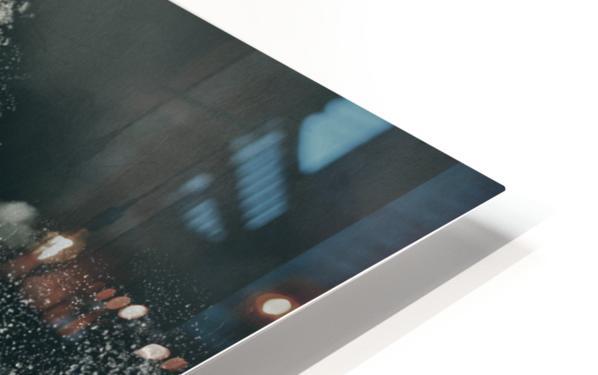 submarine HD Sublimation Metal print