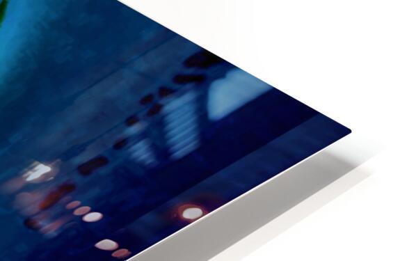 BLUE SAPPHIRE  590  HD Sublimation Metal print