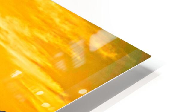 Away HD Sublimation Metal print