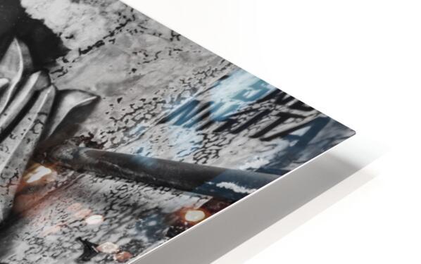 Art Graffiti HD Sublimation Metal print