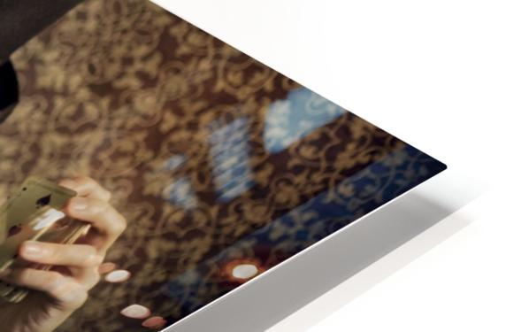 Try your fortune HD Sublimation Metal print