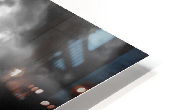 Air Pursuit  HD Sublimation Metal print