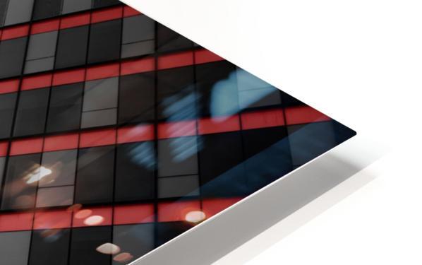 Blood Stream HD Sublimation Metal print