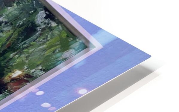 A swamp Concert  Acryl on Canvas 80x60  FRAMED  HD Sublimation Metal print