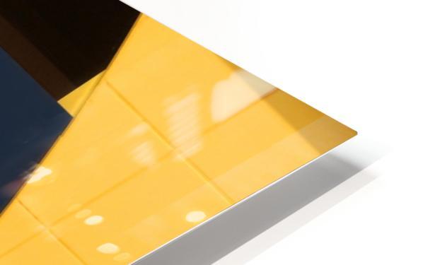 NOS Testscreen  03 by Huib Limberg  HD Sublimation Metal print
