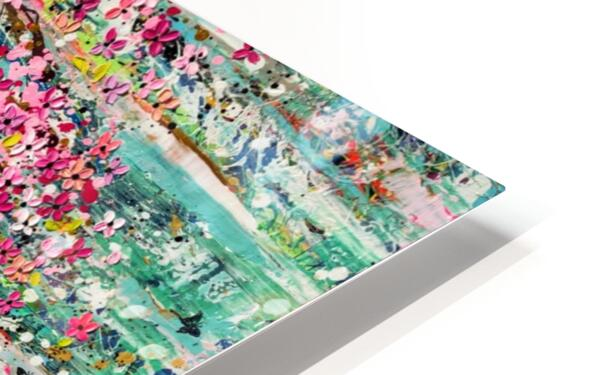 Cherry Blossoms HD Sublimation Metal print