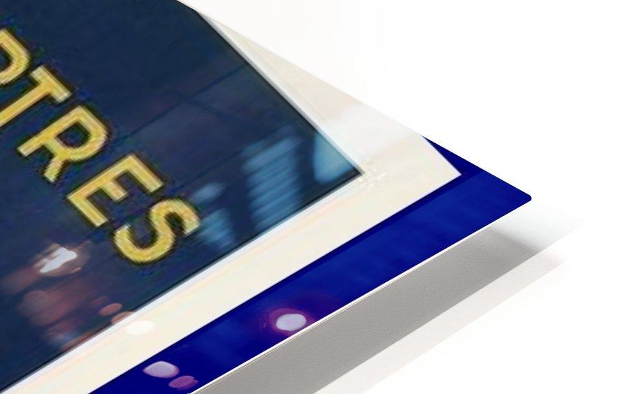 Bieres de Chartes HD Sublimation Metal print