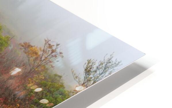 Bear Rocks Preserve apmi 1803 HD Sublimation Metal print
