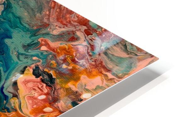 Joy Overflows HD Sublimation Metal print