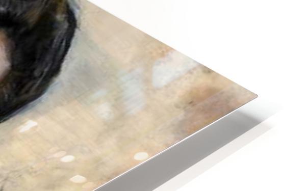 girl HD Sublimation Metal print