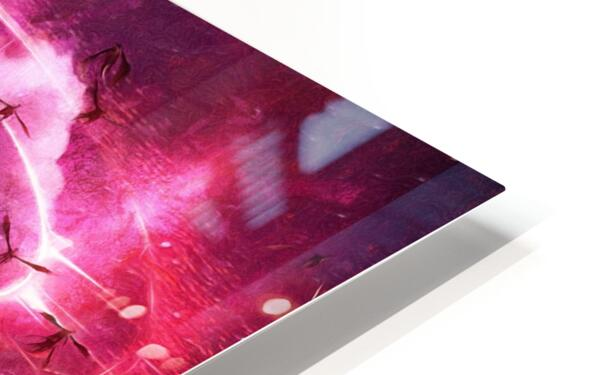 Dragonspire HD Sublimation Metal print