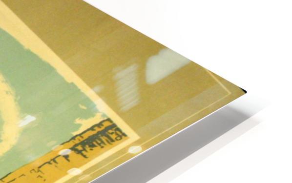 The Proud City HD Sublimation Metal print