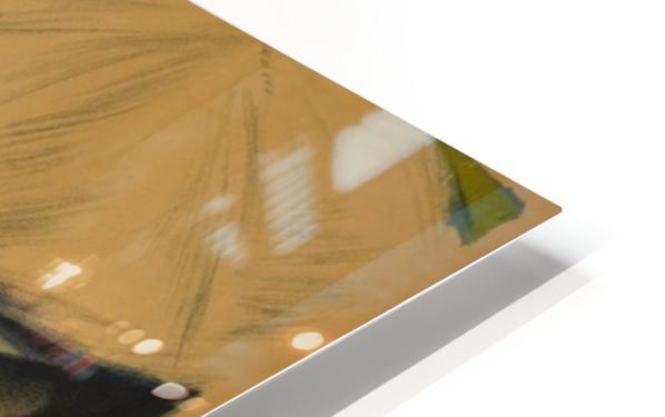 Clement Paris Cycles HD Sublimation Metal print