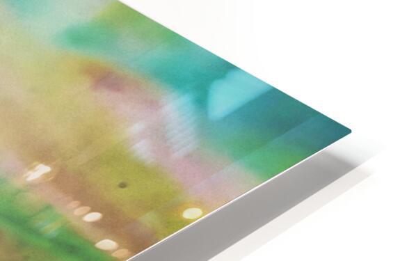 Pierce Anderson Swirls HD Sublimation Metal print