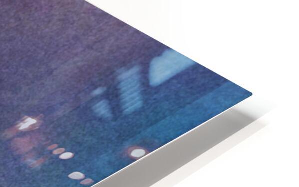 double rainbow HD Sublimation Metal print