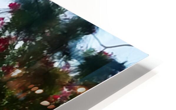 beauty of la HD Sublimation Metal print