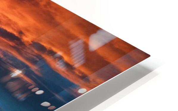 majestic sky HD Sublimation Metal print