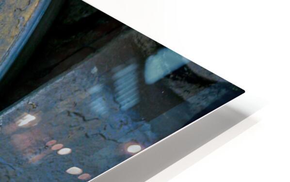 Strasburg 19 HD Sublimation Metal print
