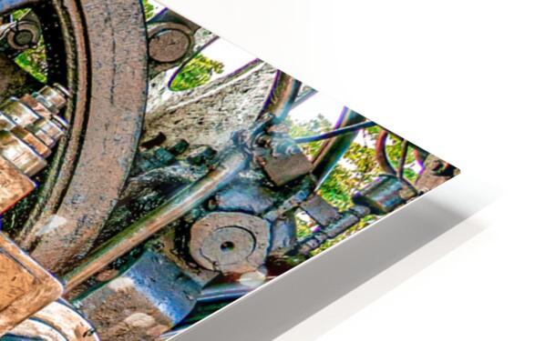 Strasburg 17 HD Sublimation Metal print