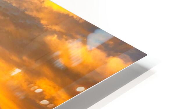 Strasburg 24 HD Sublimation Metal print