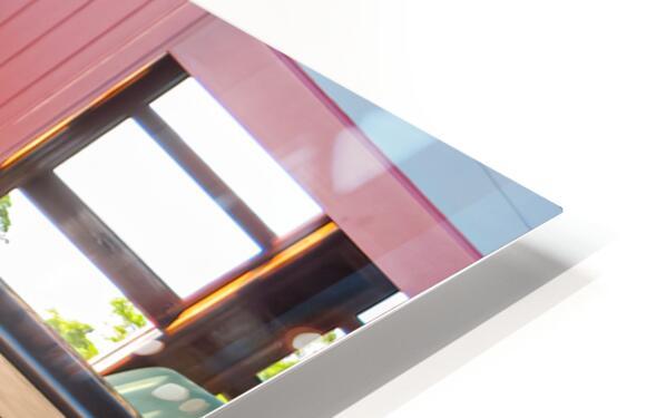 Strasburg 0170 HD Sublimation Metal print