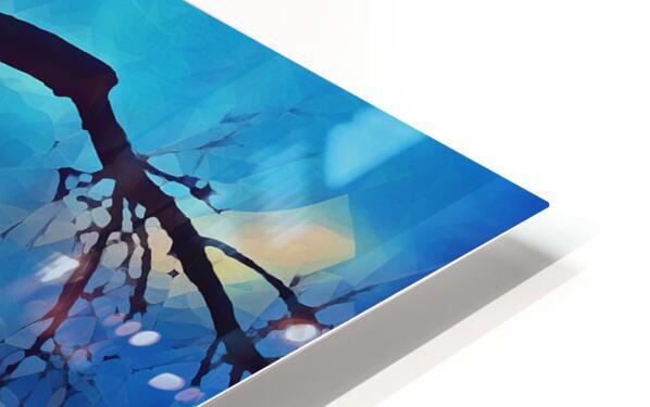 broken beauty HD Sublimation Metal print