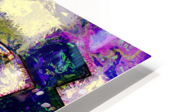 Full of wonder HD Sublimation Metal print
