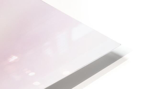 Aurore boreale 3 HD Sublimation Metal print