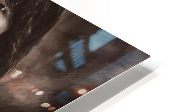 Native American 5 HD Sublimation Metal print