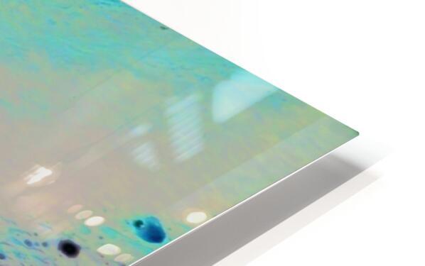 Geode II HD Sublimation Metal print