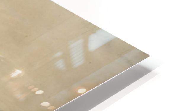 Attrapez des Chevaux HD Sublimation Metal print