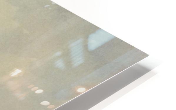 Chimney Rock HD Sublimation Metal print