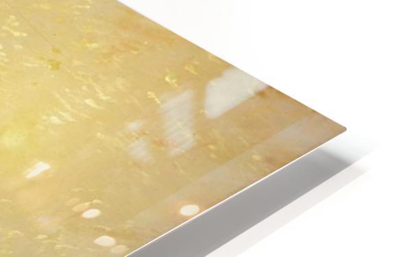 A surround HD Sublimation Metal print